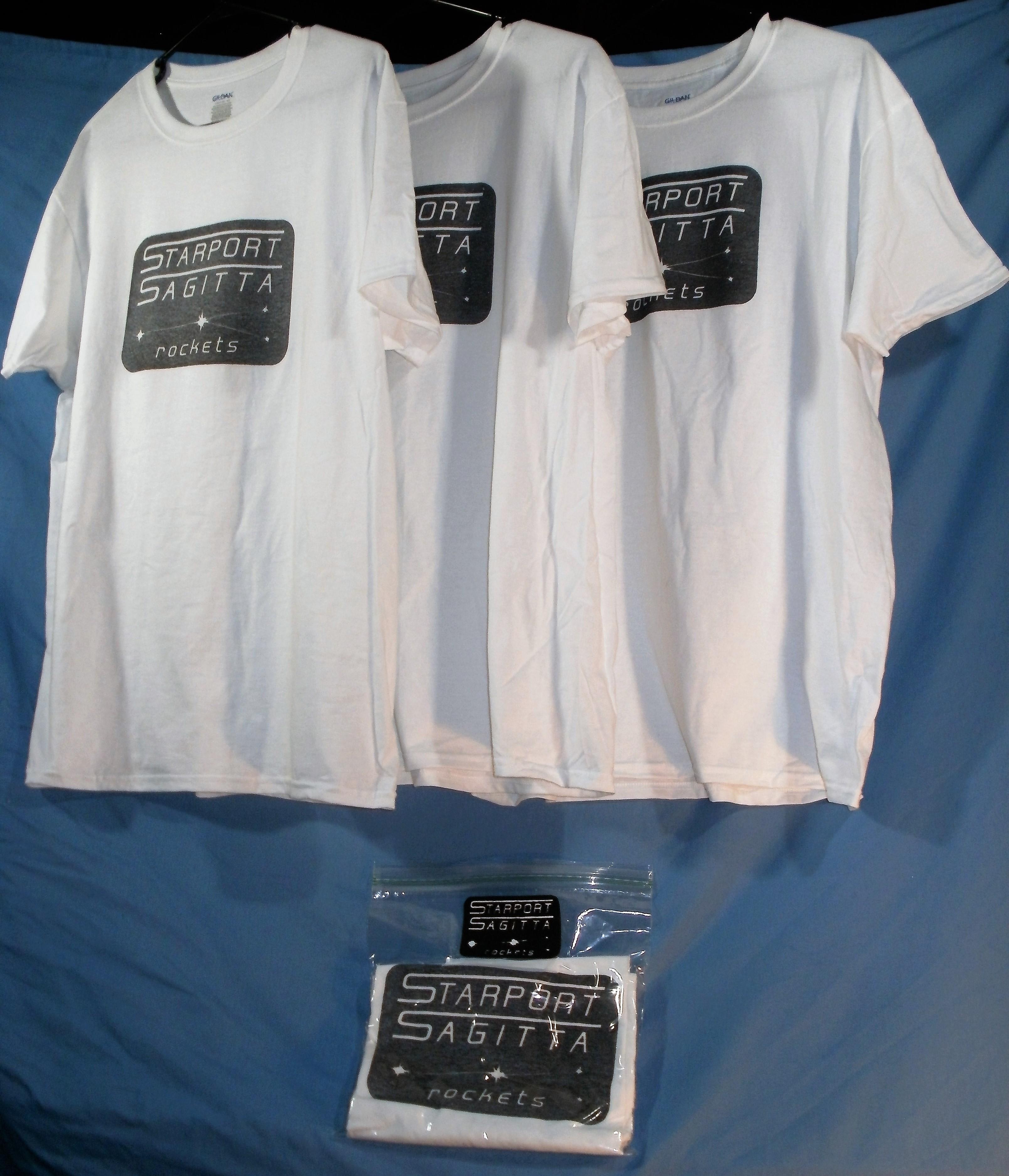 Starport Sagitta Tee-Shirt